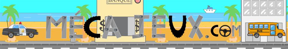 Mécajeux.com jeux de voitures en HTML5