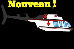 Jeux d'hélicoptère hopital HTML5