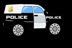 Jeux de 4x4 de police HTML5